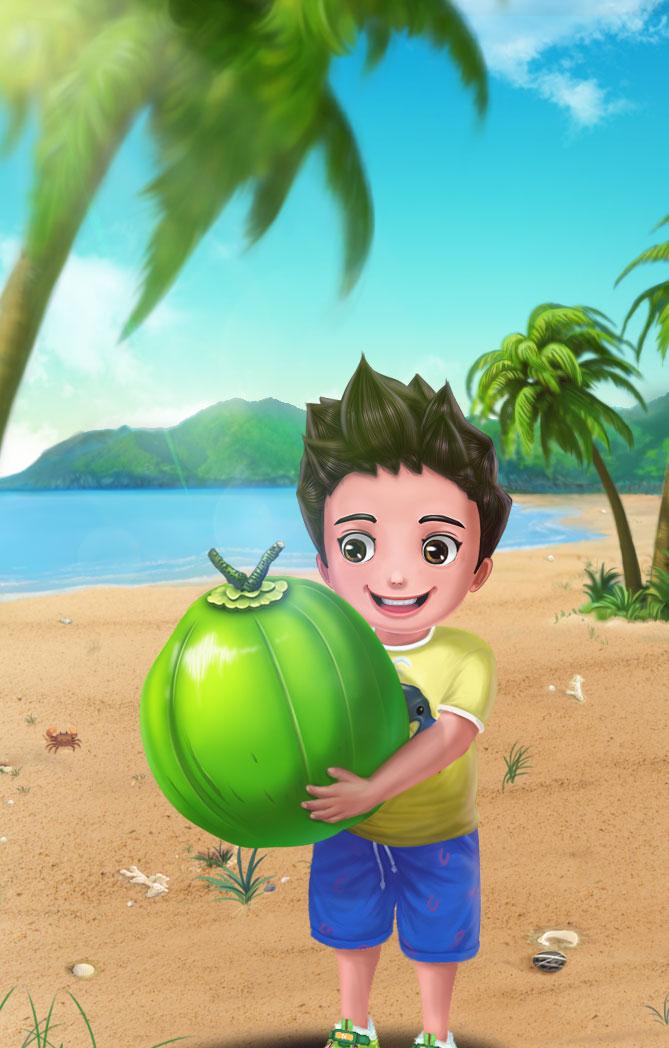 椰子的认识